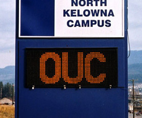 North Kelowna Campus