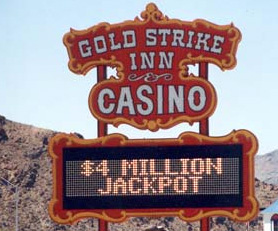 Gold Strike Inn Casino